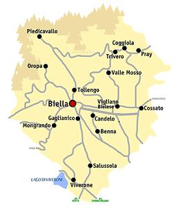 Explore Biella