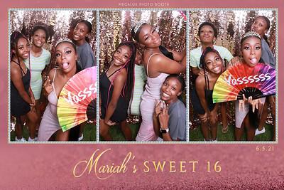 Mariah's Sweet 16 Prints