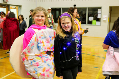 """Stewartsville Middle School """"Costumes for a Cure"""""""