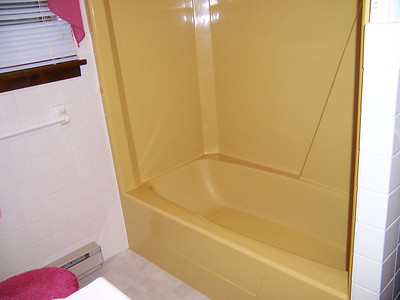 Refinishing Fiberglass Tubs & Shower Units #2