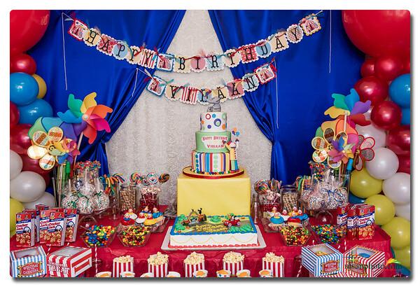 Vihaan's 1st Birthday Party