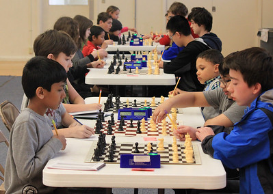 LS Dragon Slayer Chess Tournament 3-23-19