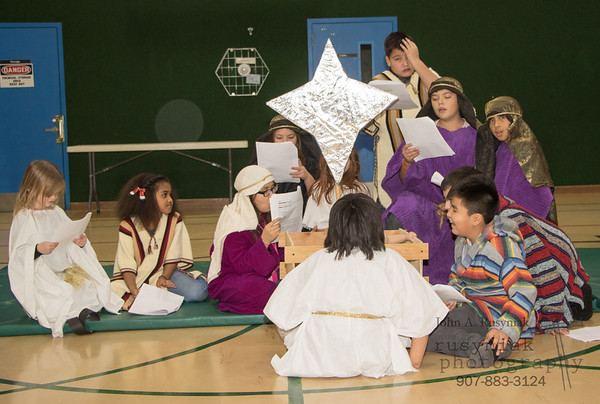 Tanacross School Play