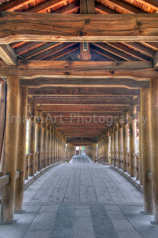 Tofukuji Wooden Bridge