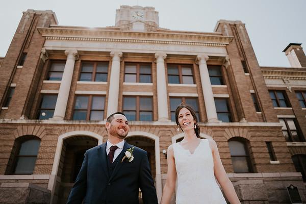 Aubrey & Seth Wedding Day