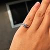 0.78ct Round Brilliant Diamond Bridal Set by Cartier 57