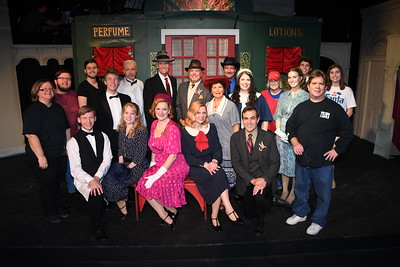9-26-2018 She Loves Me Act 1 @ Runway Theatre