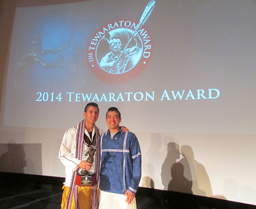 Thompsons Win Top Lacrosse Honors