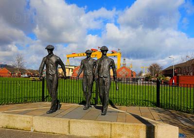 The Yard Men-Belfast