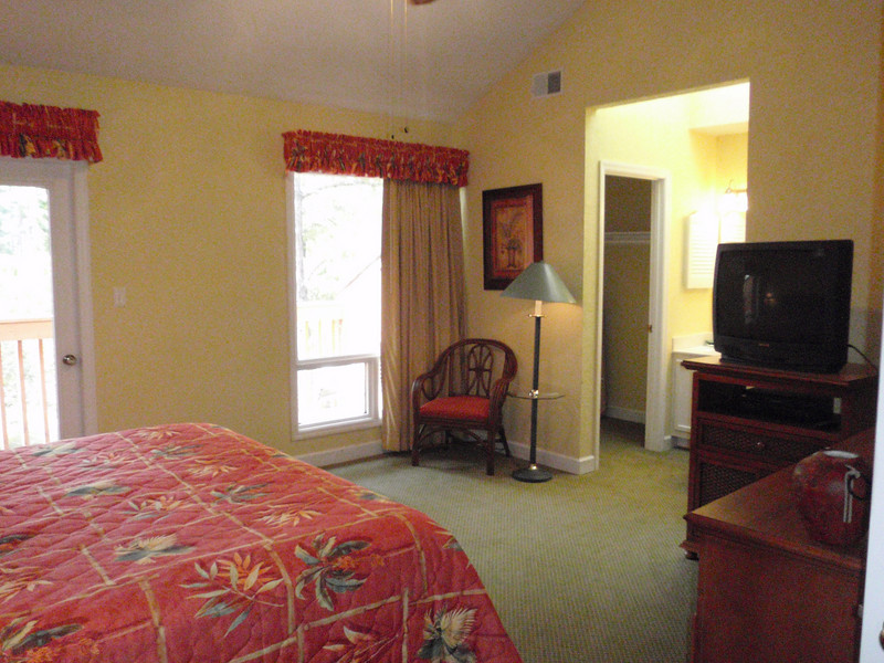 Spacious Master suite in NMB.