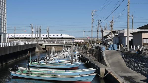 Japan - Hamamatsu - Bentenjima