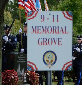 September 11 remembrance ceremonies