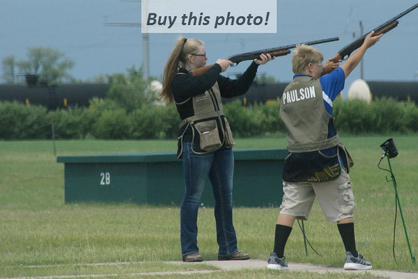 BBE Clay Trapshooting at state 06-15