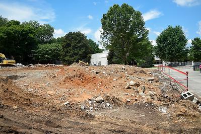 Andrews FieldHouse Demolish 07-12-19