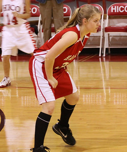 Girls Basketball vs. Hico