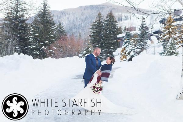 Four Seasons Vail Wedding, Lindsay and Chad