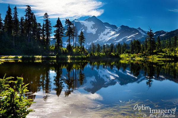 AUGUST, 2013:  WASHINGTON STATE C -- MOUNT BAKER AREA