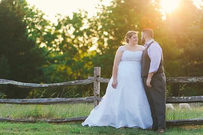 Heidi and Tommy Wedding