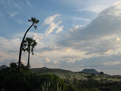 Damaraland: Camping in the Bush