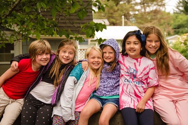 Courageous Girls Retreat 2019