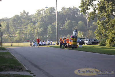 10 Mile at 4.5 Miles - 2012 Crim