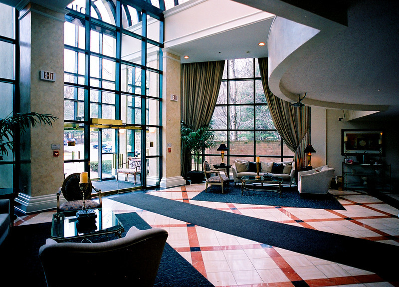 Grosvenor House Lobby, Bethesda MD