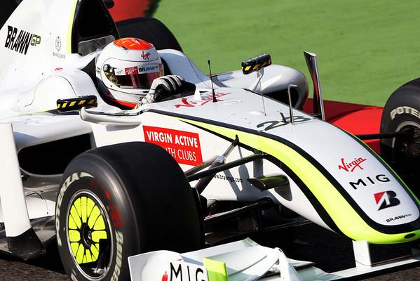 F1 Monza 2009