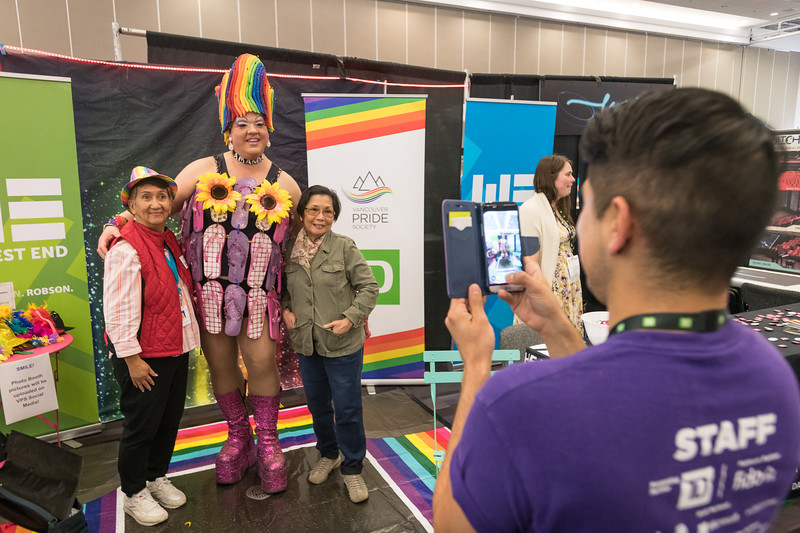May 10th, 2018 - Tourism Vancouver held their annual Tourism Showcase at the Vancouver Convention Centre East hosted by Les Clefs D'Or. Photography courtesy of Scott Brammer Photography.