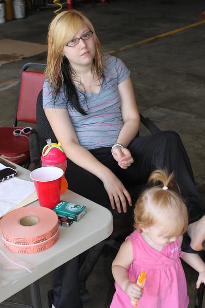 Poker Run, Coaldale Fire Company, Coaldale (8-20-2011)