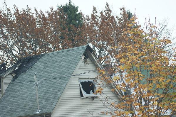 October 29, 2010 - 2nd Alarm - 45 Harris Park Dr.