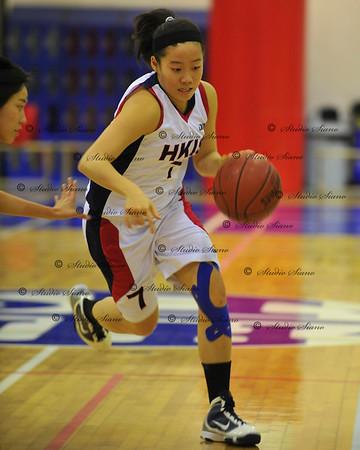 HKIS Basketball Feb 12, 2011