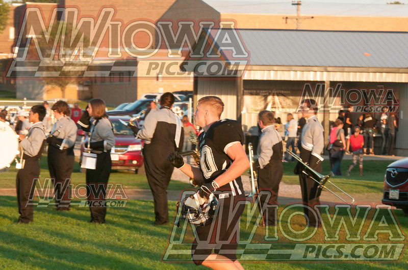 9/23/2016 Homecoming vs Sioux Central