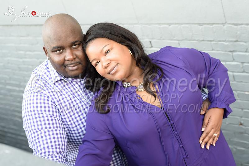 Johnna and Jarkins Engagement Part 2