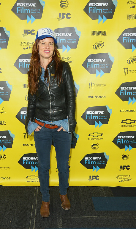 """. Actress Juliette Lewis attends the \""""Hellion\"""" premiere during the 2014 SXSW Music, Film + Interactive Festival at the Topfer Theatre at ZACH on March 9, 2014 in Austin, Texas.  (Photo by Michael Loccisano/Getty Images for SXSW)"""