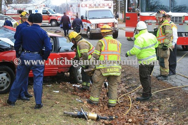 1/19/17 - Mason extrication, Gale Rd & Barnes Rd
