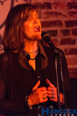 Sarah Partridge at Blues Alley