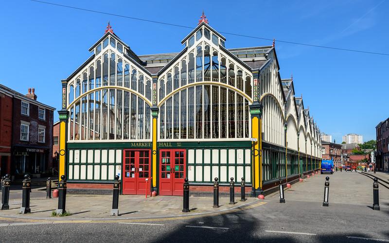 Stockport Market Hall