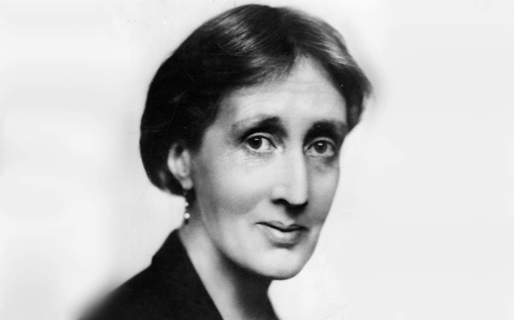 . Novelist Virginia Woolf was born on this day in 1882. The author of �Mrs. Dalloway,� �To the Lighthouse� and the nonfiction �A Room of One�s Own� died in 1941.  (Getty Images: Hulton Archive)