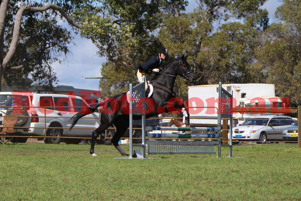 2009 03 28 Capel ODE ShowJumping Intro 1