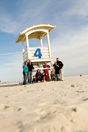 Gulf Shores Beach - December 28, 2011