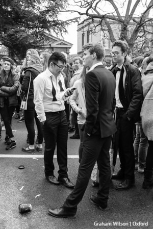 Oxford May Day 2017