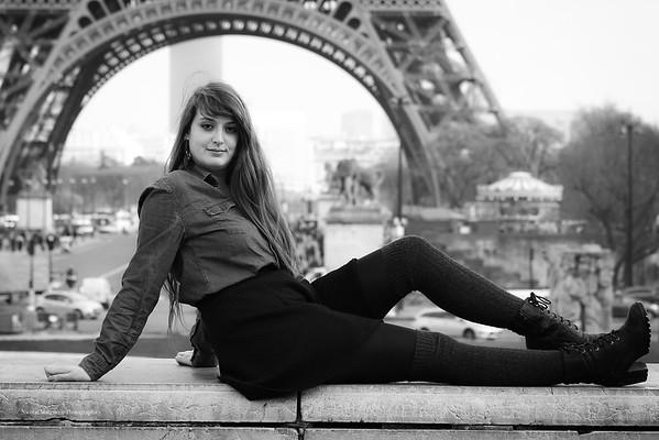 Emmanuelle J. A., Un Jour de Mars 2017