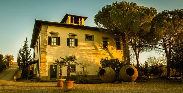 AC112 - CHIANTI CLASSICO - Bed & Breakfast Manor with Winery