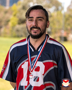 180818 DII @ Surrey Park LJS Medal Match