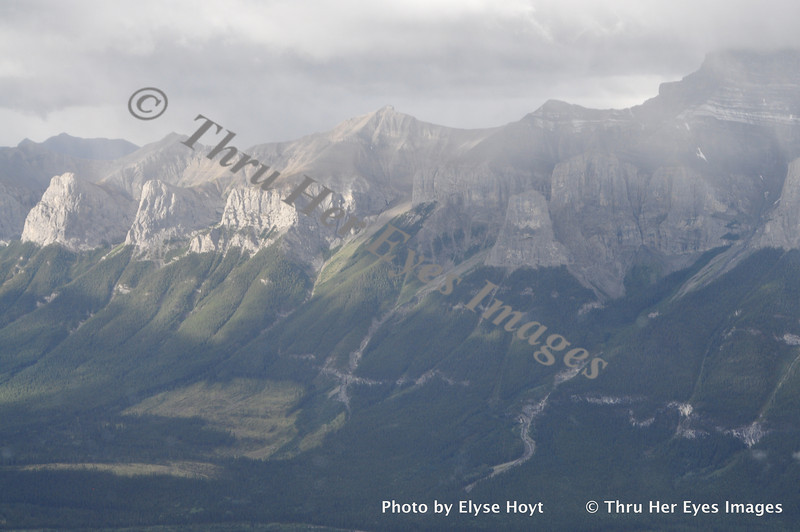 CANADIAN ROCKIES - Photos by Elyse Hoyt  -  © Thru Her Eyes Images™