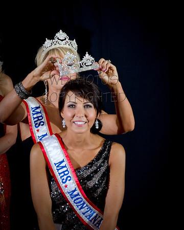 2013 Mrs Montana Pageant