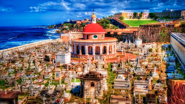 Old San Juan Revisited