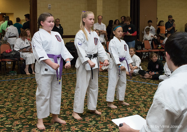 Youth Kata/Forms