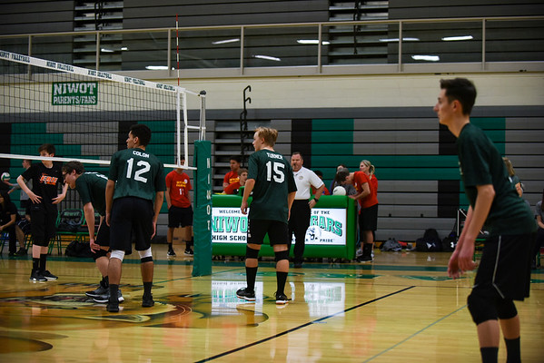 Boy's Volleyball - 3/16/19