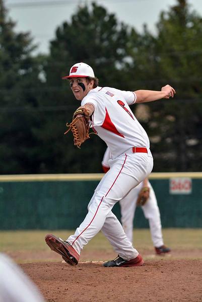 Chippewa Valley hosts Lake Shore in baseball.
